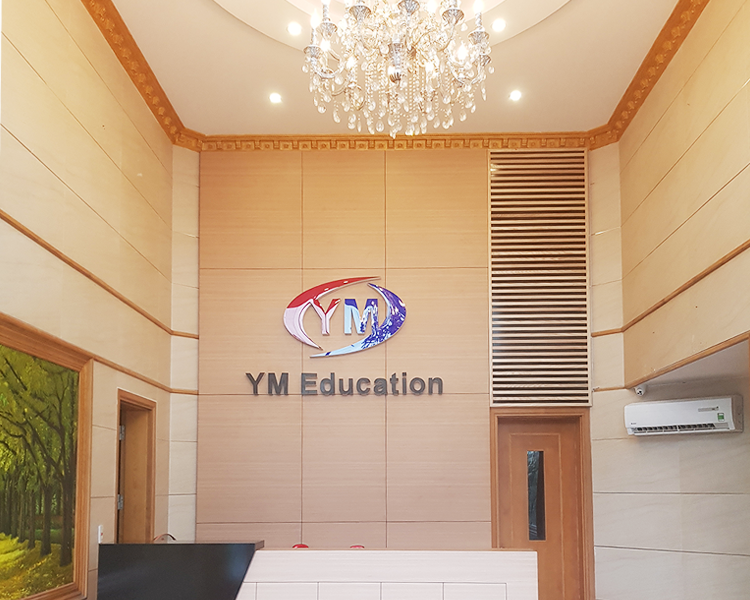 YM Education Lobby